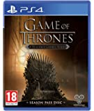 Game of Thrones  A Telltale Games Series : Season Pass Disc  PlayStation 4 [import anglais]