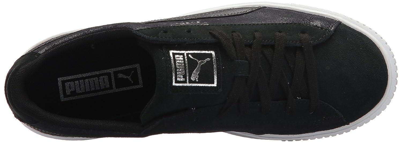 PUMA Women's M Suede Platform Safari Wn Sneaker B01MXZ56K2 11 M Women's US|Puma Black-puma Black 9af59c