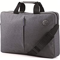 "HP Essential Top Load - Funda Bandolera para portátil de hasta 15.6"", Color Gris"