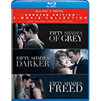 Fifty Shades: 3-Movie Collection (Blu-Ray)