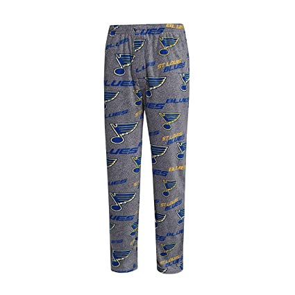 Concepts Sport Saint Louis Blues St Mens Pajama Pants Midfield Sleep Pants