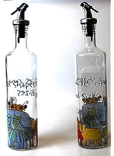 Oil /& Vinegar Set Lemon Grass Scoop