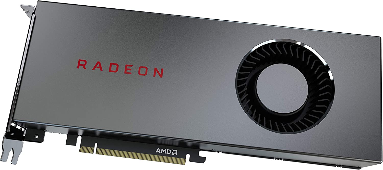 XFX Radeon Rx 5700 8GB GDDR6 3xDP HDMI, Pci-E AMD Graphics Card (RX-57XL8MFG6)