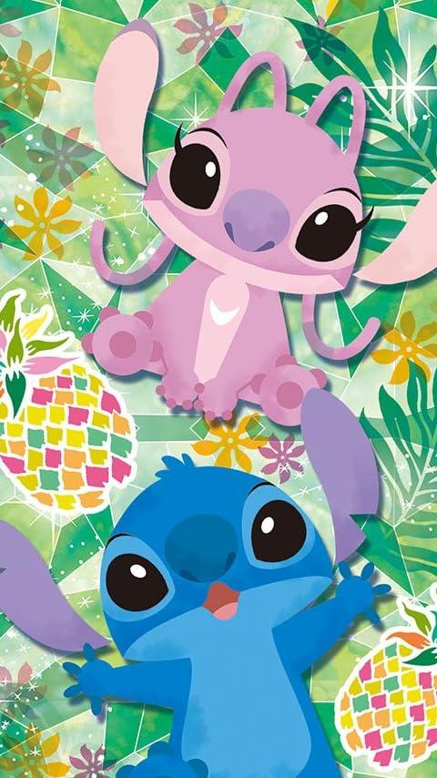 ディズニー スティッチ,エンジェル XFVGA(480×854)壁紙 画像59360 スマポ