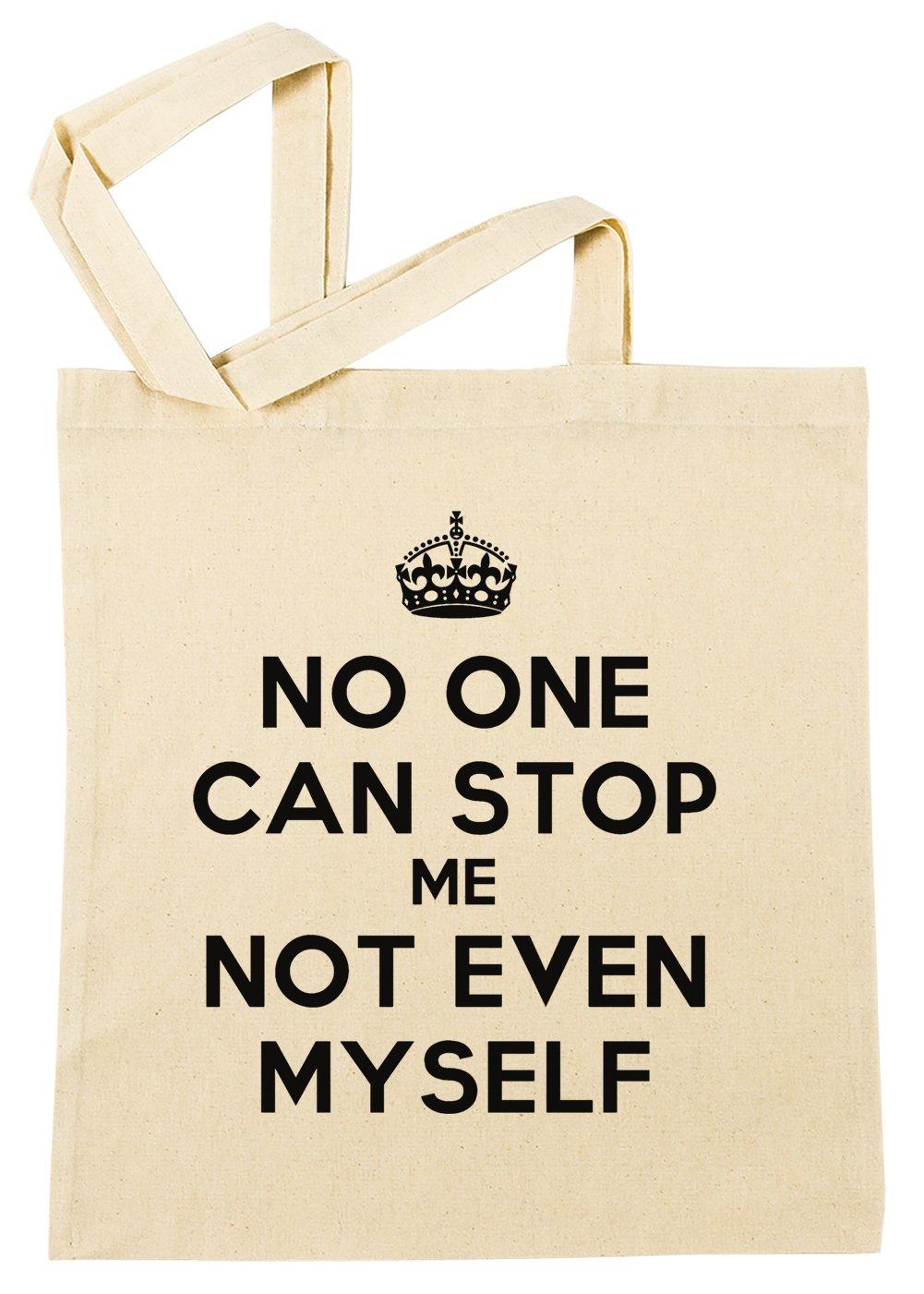 No One Can Stop Me Not Even Myself Bolsa De Compras Playa De ...