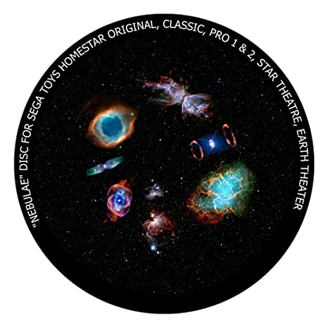 Amazon.com : Nebulae disc for Segatoys Homestar Pro 2, Clic ... on home heaven, home dance, home golf course, home imax, home film, home casino, home playground, home hospital, home games, home nyc, home lake, home photography, home zoo, home home, home observatory, home laboratory, home gymnasium, home pool, home stars, home chemistry,