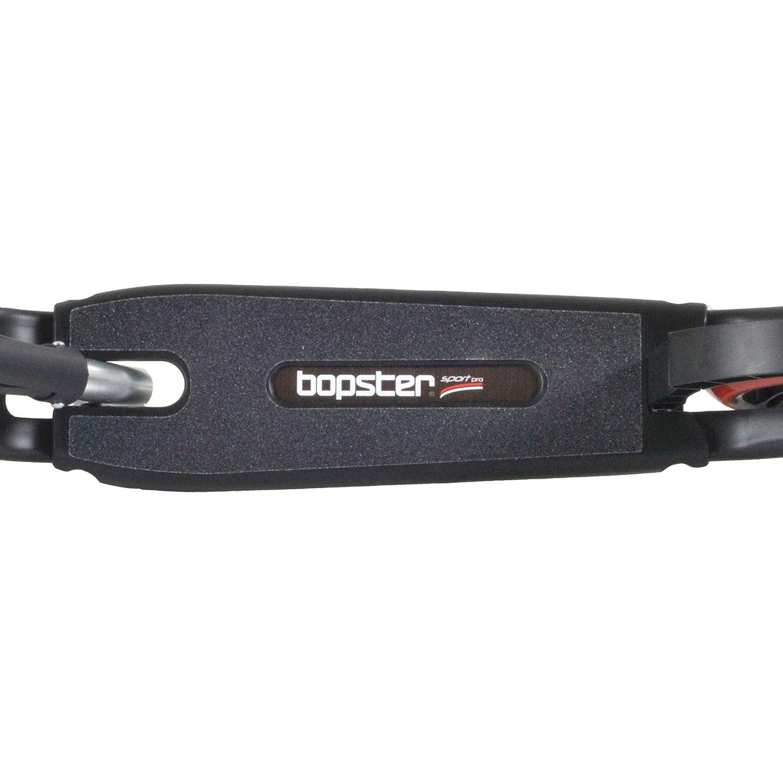Bopster Patinete Sport Pro – Patinete para viajeros urbanos con Sistema de Plegado rápido