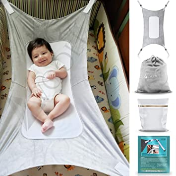 Amazon.com: Hamaca para cuna con regalo para recién nacido: Baby