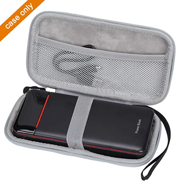 Hermitshell Hard EVA Travel Case for RUIPU Power Bank Portable Charger 25000mah High Capacity Battery Pack