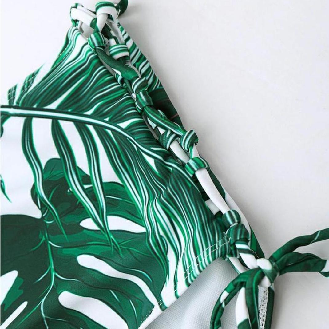 df56761f09e93 Amazon.com: NewKelly Women Pushup Padded Bra Bandage Bikini Set Swimsuit  Swimwear Bathing: Clothing
