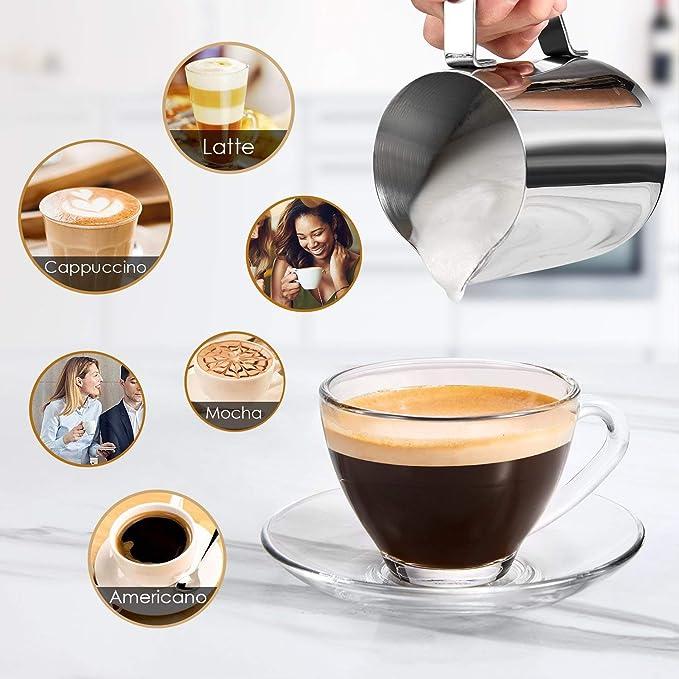 Aicook - Cafetera de goteo con soporte para filtro, con ...
