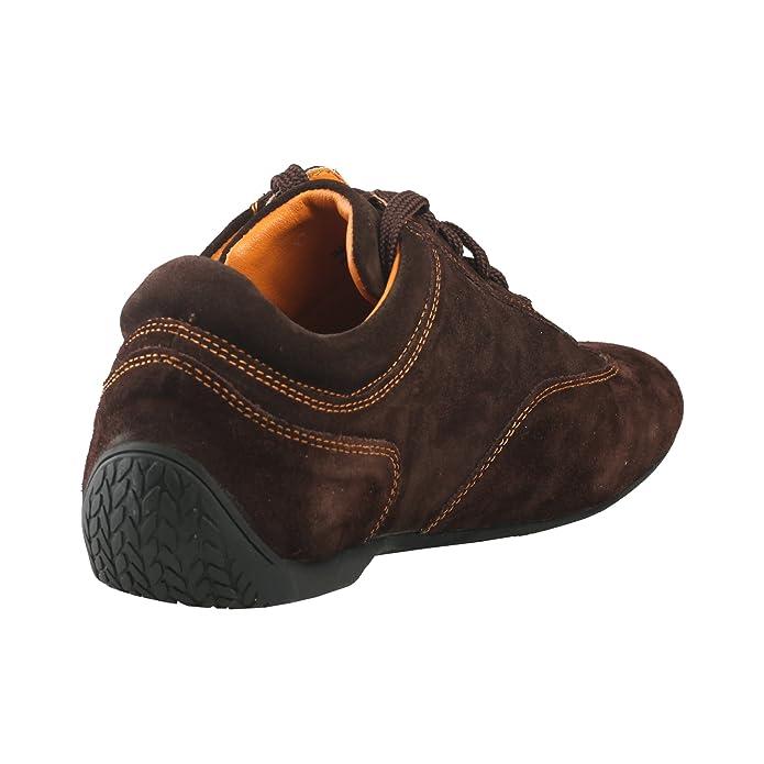 Zapatillas Sparco Imola TMORO marrón - Hombre - 40: Amazon.es: Zapatos y complementos