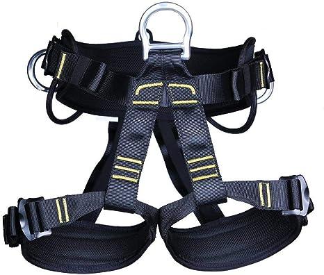 XZANTE Arnes de Escalada Arneses Equipos Cinturones de Seguridad ...