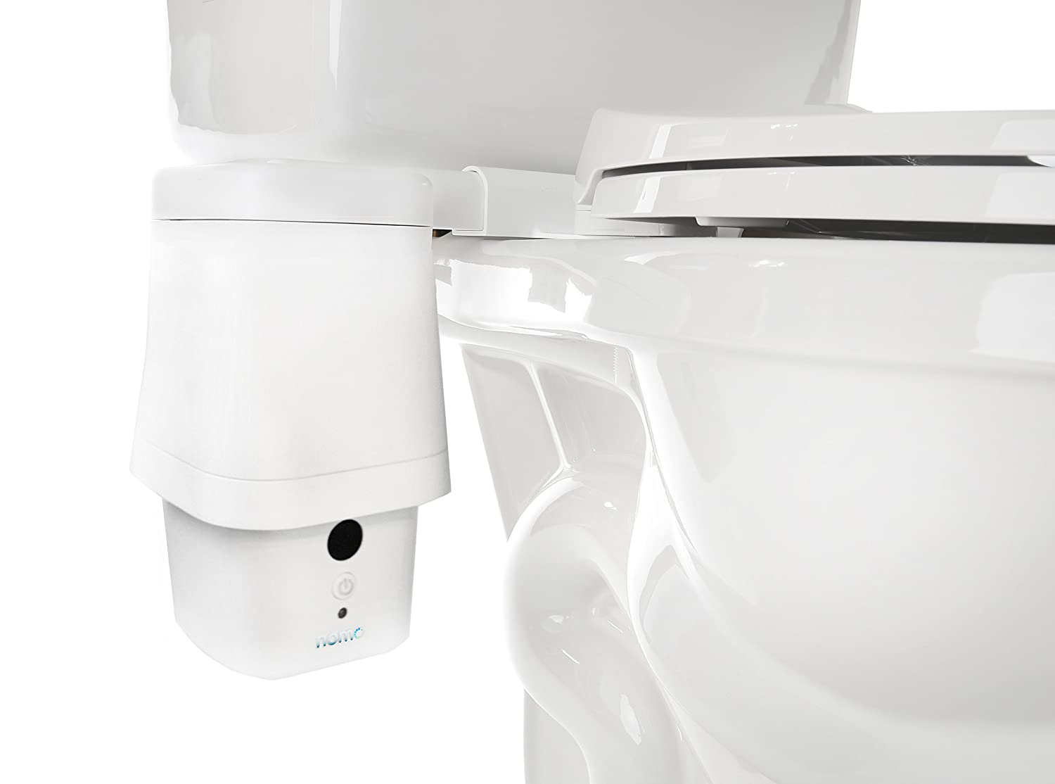 Amazon.com: NoMO Air Purifier for Toilet Bowl-Chemical Free with ...
