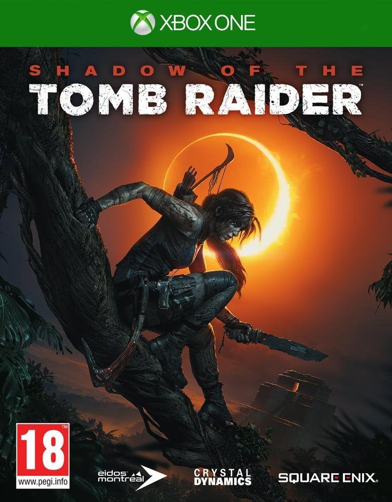Shadow of the Tomb Raider Xbox One Juego: Amazon.es: Videojuegos