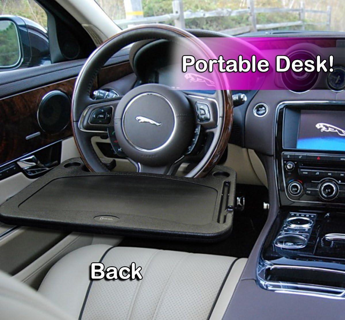 Zento Deals Multi-Purpose Portable Car Black Desk for a More Convenient Time in Your Car