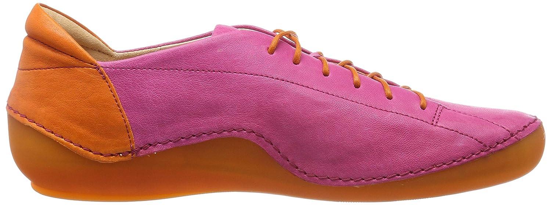 Fuxia//Kombi Women Lace-Up Shoes Kapsl Pink, Think 4-84062-36