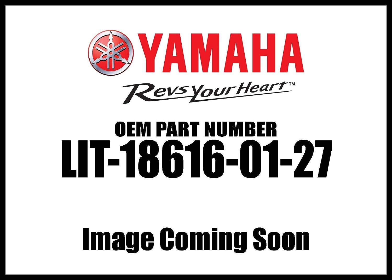 Amazon.com: WVT700(T-U) SERVICE MANUAL, Genuine Yamaha OEM Manual, [rp]:  Automotive