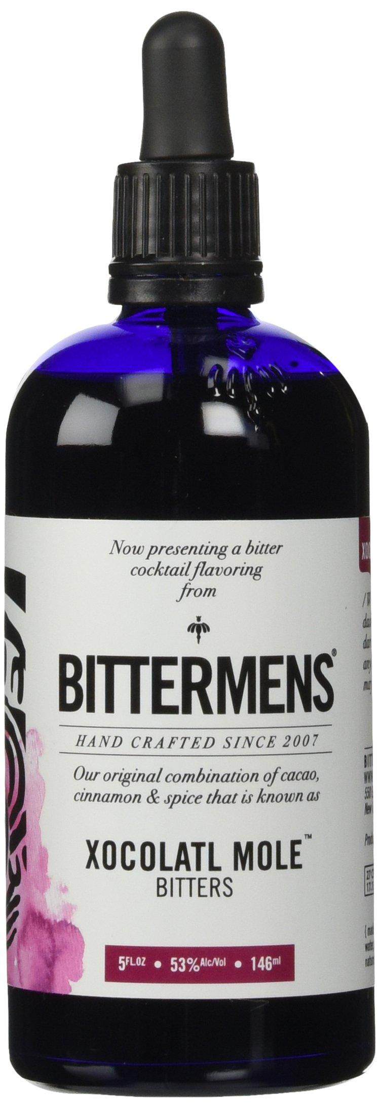 Bittermens Xocolatl Mole bitters, 5 ounce