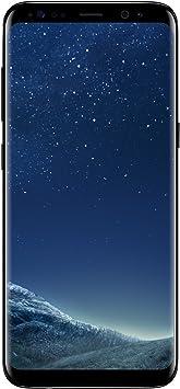 Comprar Samsung Galaxy S8 - Smartphone libre (5.8'', 4GB RAM, 64GB, 12MP), Negro, - [Versión Italiana: No incluye Samsung Pay ni acceso a promociones Samsung Members]