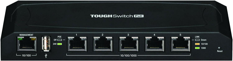Ubiquiti Networks TS-5-POE Gigabit Ethernet 24V Adaptador e inyector de PoE - Adaptador/inyector de PoE (Gigabit Ethernet, 10,100,1000 Mbit/s, CE, FCC, IC, 24 V, 110-230, 50-60)