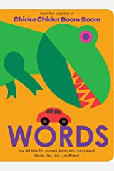 Words (Chicka Chicka Book, A) Board book