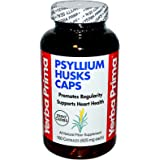 Yerba Prima, Psyllium Husks Caps, 625 mg, 180 Capsules - 2pc