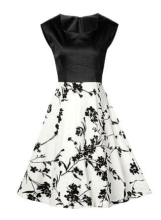 separation shoes a38ad fdd22 Scothen 50er Jahre Kleid Vintage Kleid Petticoat Kleid ...