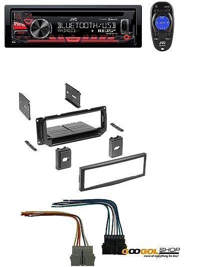 Admirable Amazon Com New Car Stereo Radio Kit Dash Installation Mounting Trim Wiring 101 Tzicihahutechinfo
