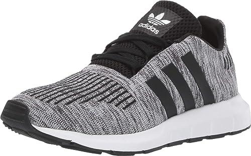 Inadecuado lavar esta  Adidas ORIGINALS Tenis Swift Run para Hombre, Blanco/Negro/Negro, 3.5 Big  Kid: Amazon.com.mx: Ropa, Zapatos y Accesorios