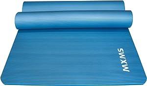 YUREN Thick Yoga Mat for Men Extra Wide Long 72