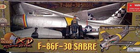 Ultimate Soldier 1:18 F-86 Sabre Sidewinder Missles
