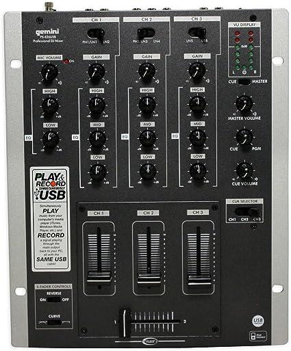 Amazon.com: Paquete: (2) Gemini cdj-210 DJ Profesional Mesa ...
