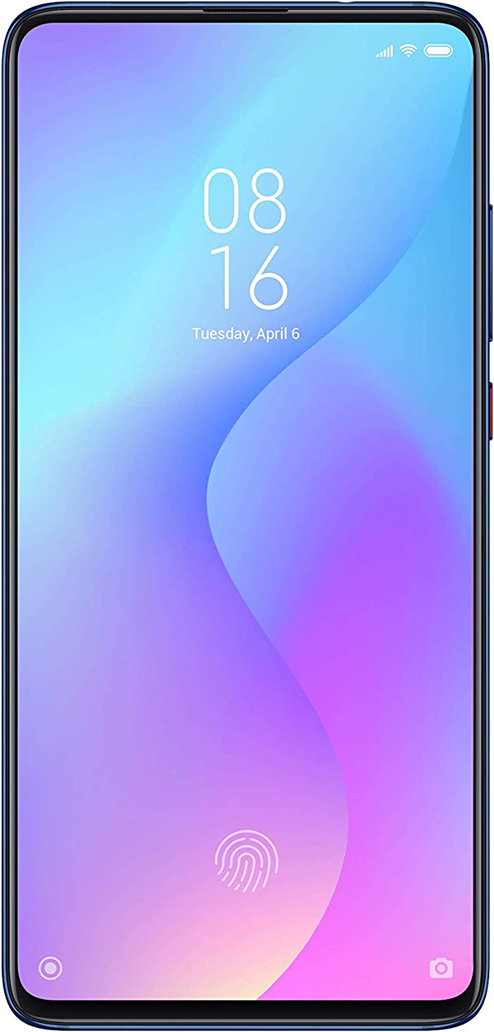 Redmi K20 (Glacier Blue, 6GB RAM, 128GB Storage)