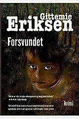 Forsvundet: En Pia Holm Krimi (Danish Edition) Paperback