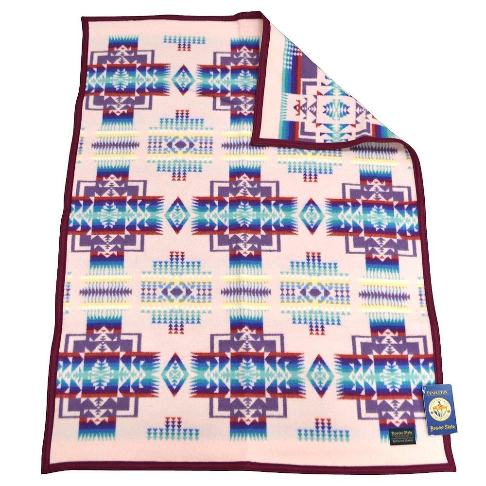 [ペンドルトン] Muchacho PENDLETON ウール (PINK/51163) Muchacho baby blanket ZD632 ウール ブランケット ひざ掛けやアウトドアにも最適なムチャチョ ベイビー ブランケット【並行輸入】 (PINK/51163) PINK/51163 B076CH4ZQF, blueskynet32-StreetConcept-:e51da5b4 --- ijpba.info