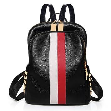 a45c5d3558853 Luxus Designer Damen Leder Rucksack Freizeitrucksack Tasche Jugendlicher  Schule Reisen