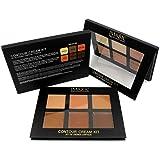 CCbeauty Contour Cream Kit Makeup Palette -Highly Pigment- 6 Colors