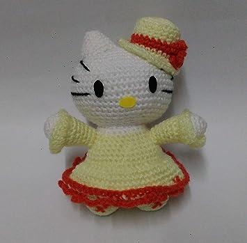 Ravelry: Hello Kitty Amigurumi pattern by Agnes Chow | 349x355