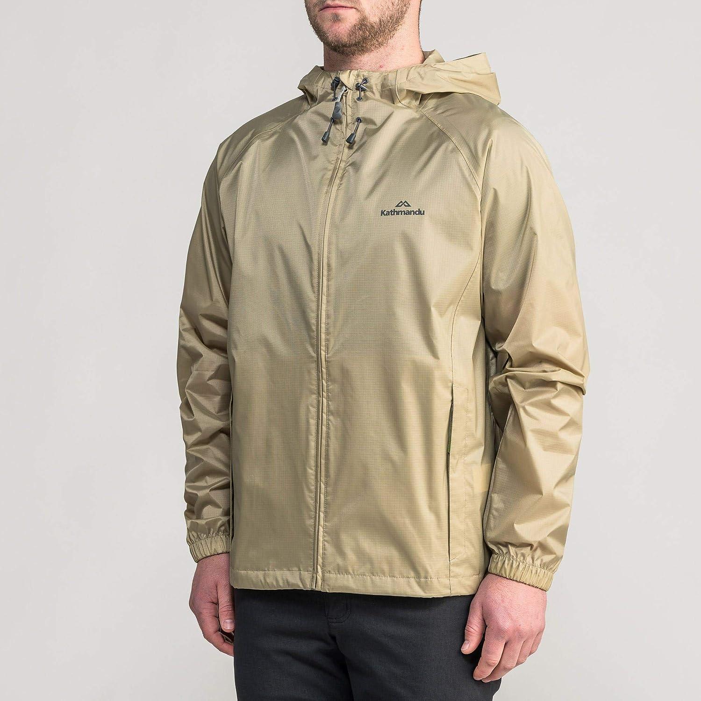 af76198c7 Kathmandu Pocket-it Men's Rain Jacket: Amazon.co.uk: Clothing