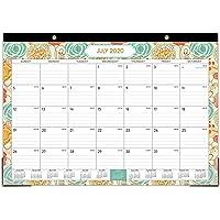 Frasukis 18 Months 2020-2021 Desk Calendar