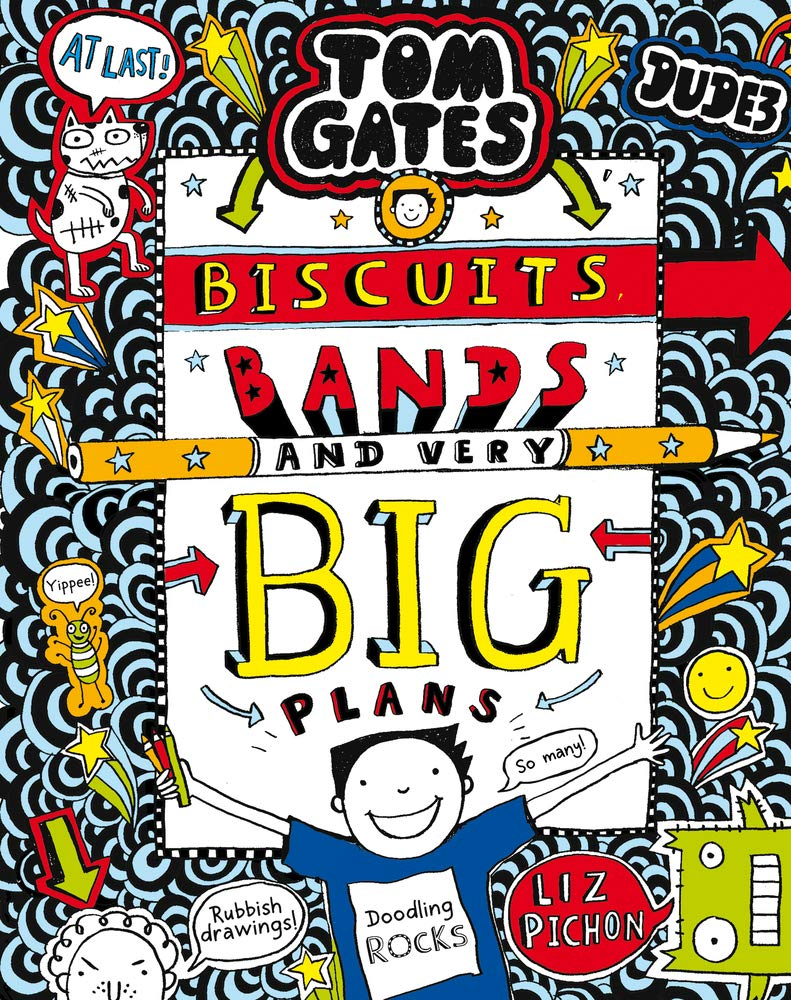 Tom Gates 14: Tom Gates: Biscuits Bands And Very: Amazon.es ...