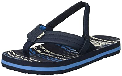 8e518754d03 Reef Little Ahi Tongs garçon  Amazon.fr  Chaussures et Sacs