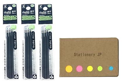 Pilot FriXion Ball 3 Gel Ink Multi Pen Refill 3-color set refills 0.5 mm