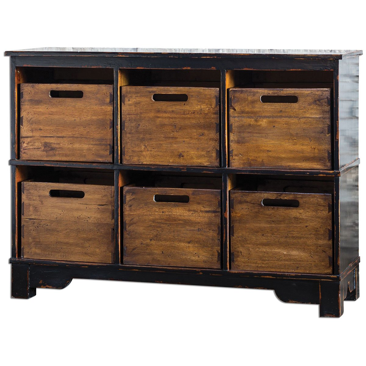 Amazon.com: Uttermost 25589 Ardusin Hobby Cupboard: Kitchen & Dining