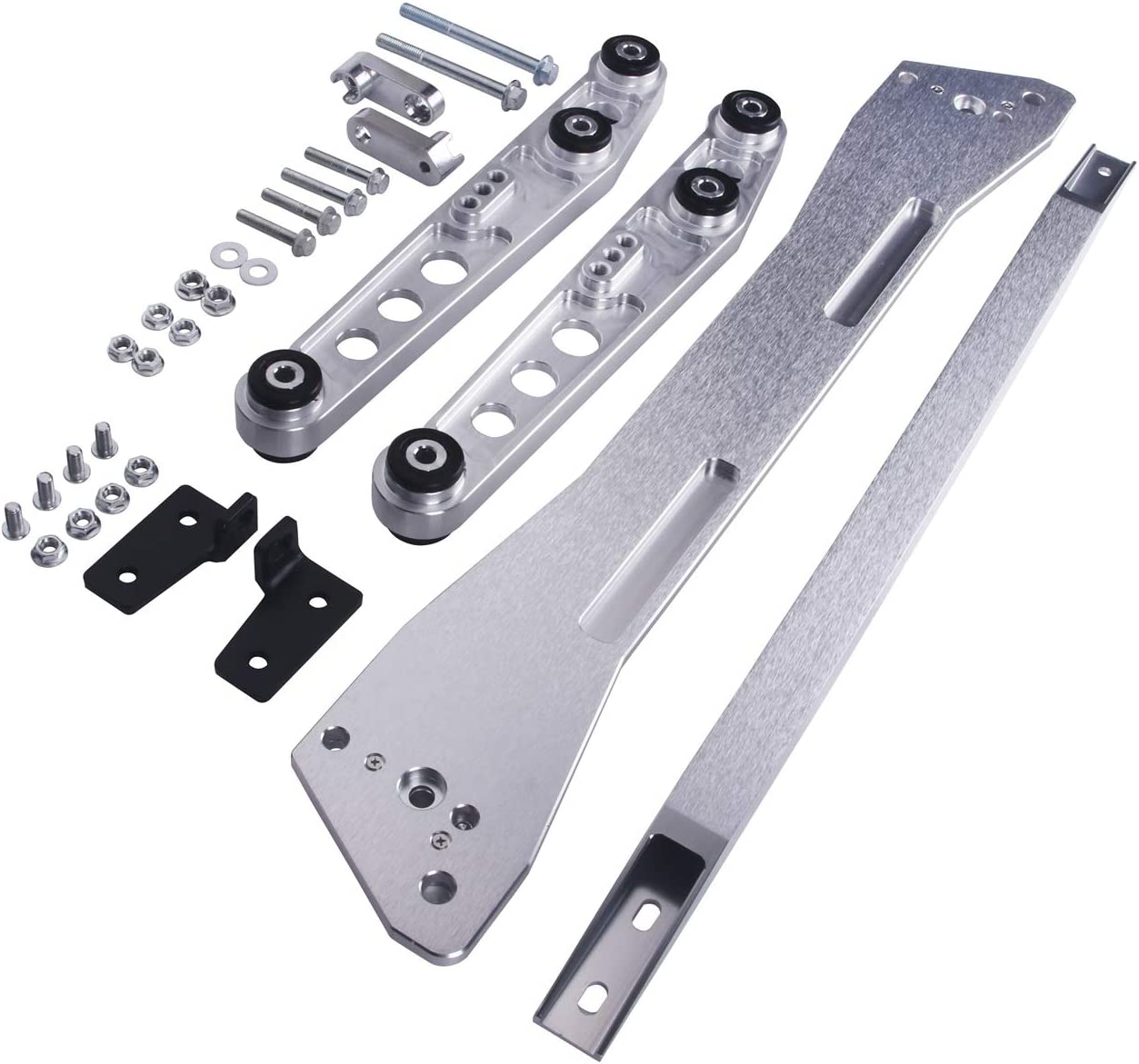 Replacement Parts AOKAILI Al Rear Control Arm Subframe Brace Tie ...