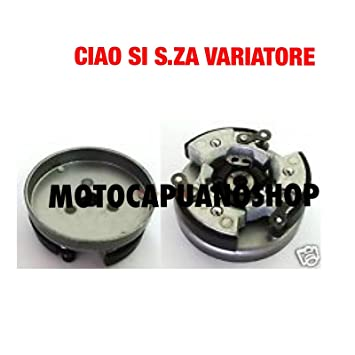 massette embrague con campana Piaggio si Ciao Bravo Boxer sin Varia: Amazon.es: Coche y moto