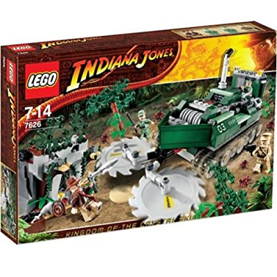 LEGO® Indiana Jones Jungle Cutter: Toys & Games