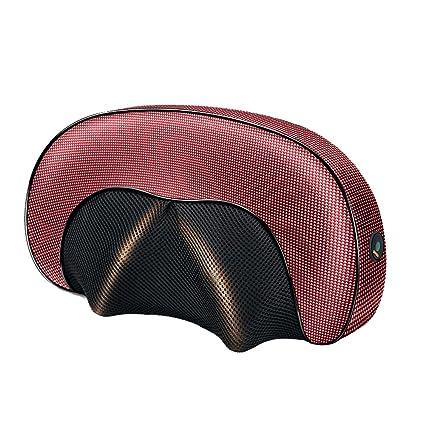 Masajeador Cervical Cuello Cintura Multifuncional Cuerpo Completo Almohada Eléctrica Espalda Hombro Cuello Home Cushion XXBB