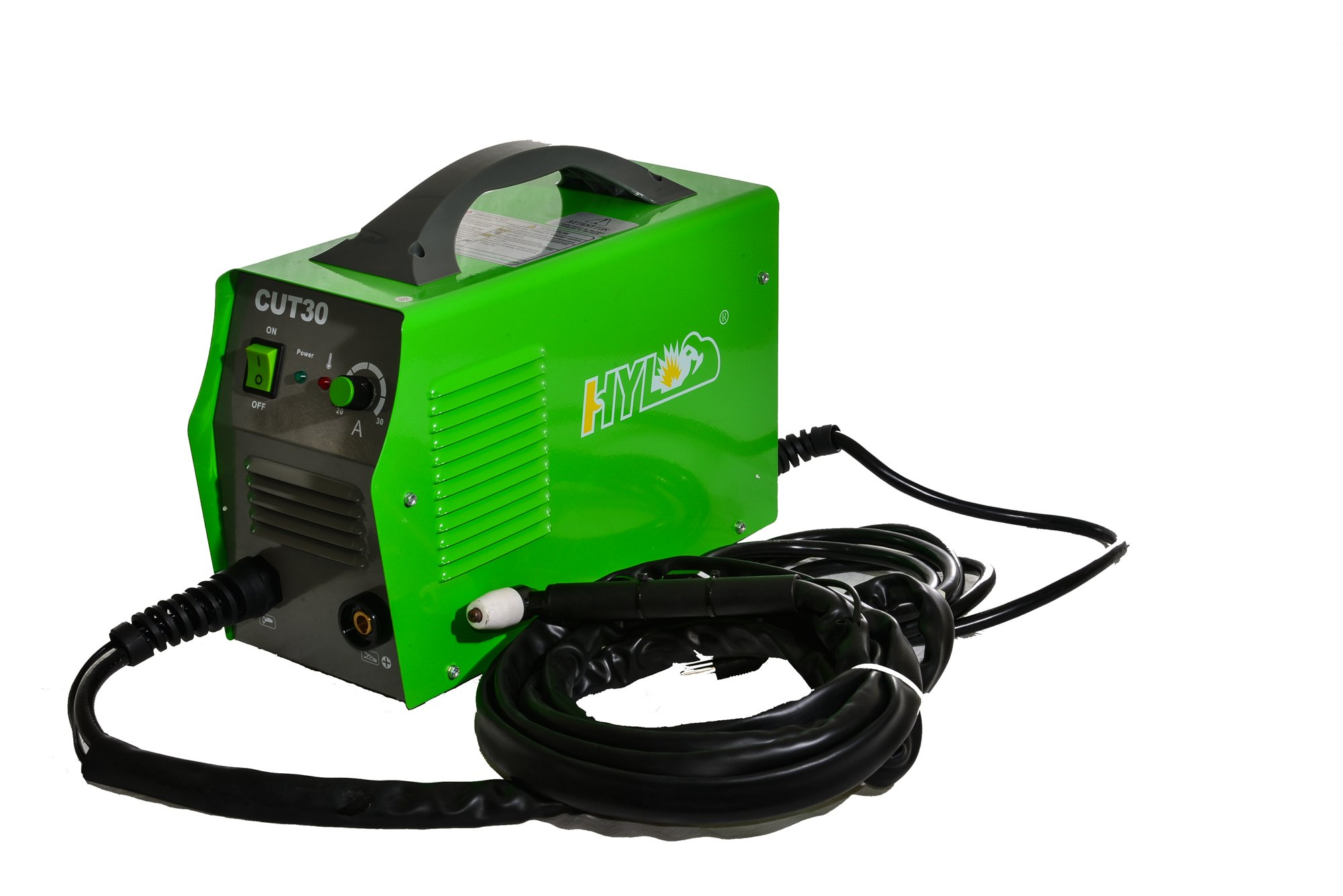 HYL CUT30C PLASMA CUTTER - COMPARE TO MILLER AT 5X THE PRICE - 2YR USA WARRANTY WITH USA BASED PARTS AND SERVICE … by HYL